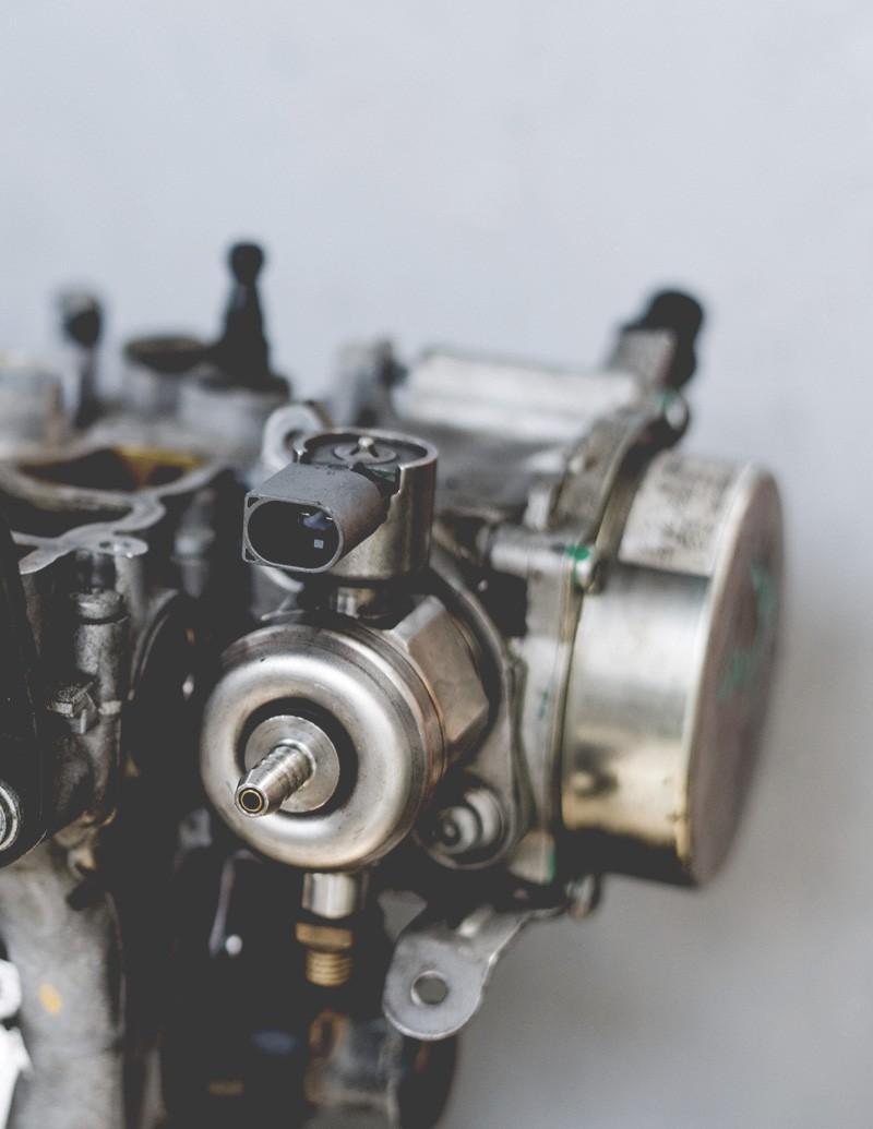 Carburetor Throttle body